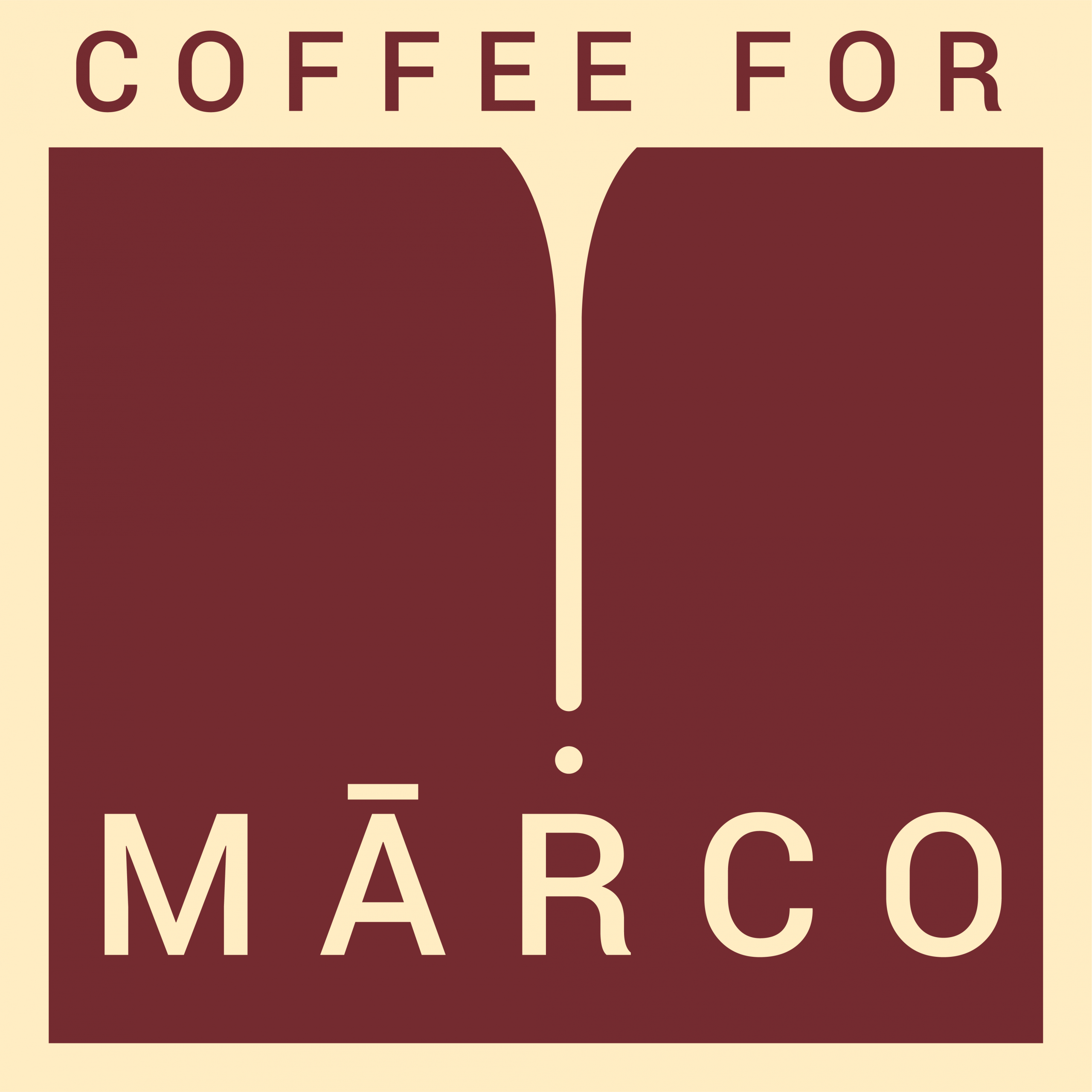 Coffee For Marco